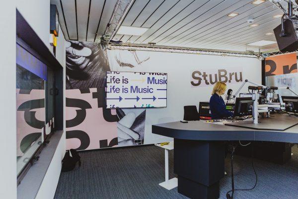 radiostudio Studio Brussel